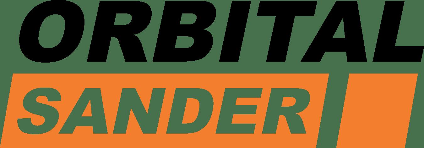 orbital sander logo